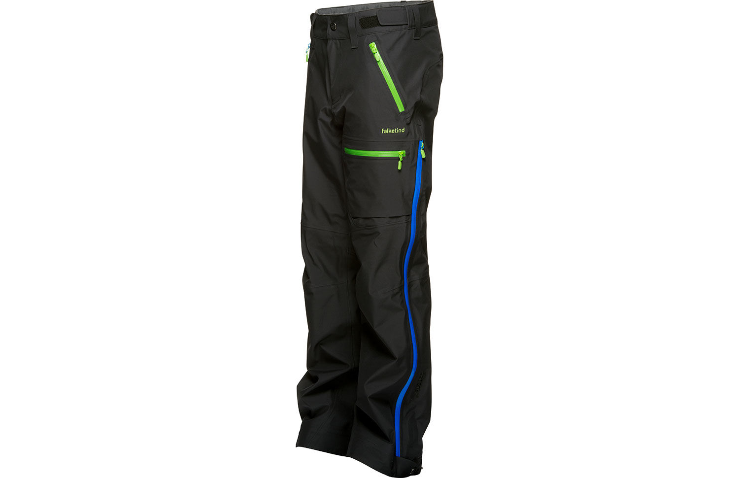 Norrona waterproof ski pants for kids - Falketind
