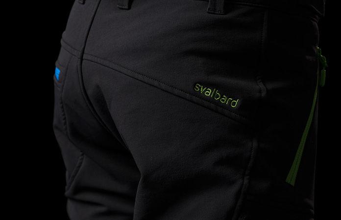 Norrona kids hiking pants - Svalbard flex1