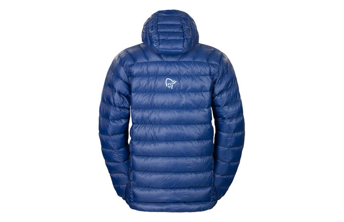 lyngen lightweight down750 ski touring jacket for men