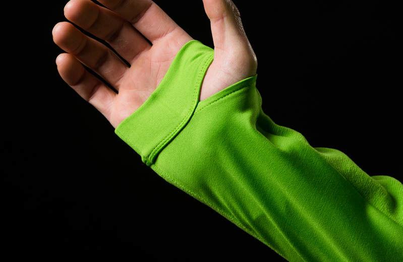 Norrona falketind warm1 jacket hand gaiter