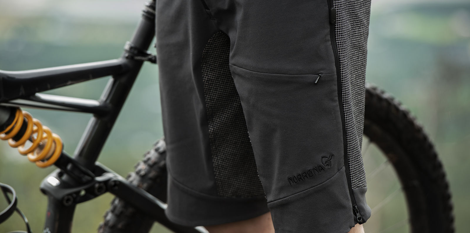 Skibotn flex1 bike shorts
