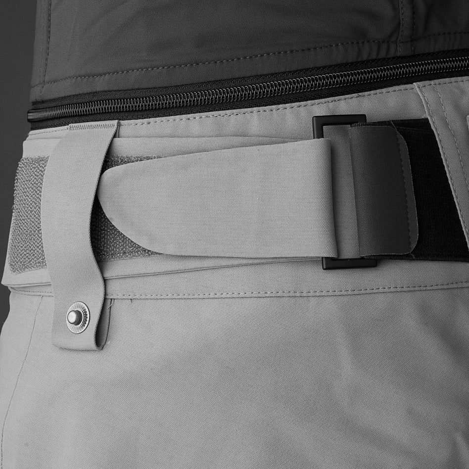 Technical details Custom-fit waist system™