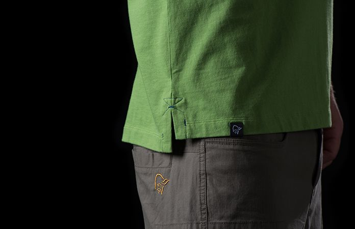 Norrona /29 cotton polo Shirt men