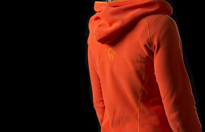 Norrona /29 warm1 Zip Hood for women