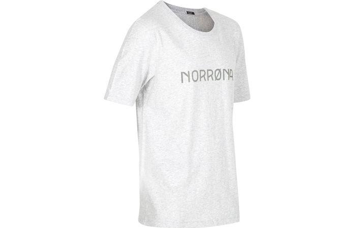 Norrøna økologisk bomull t-skjorte til herre