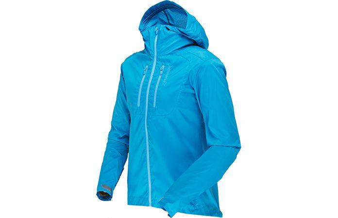 Norrøna bitihorn aero60 jacket women blue