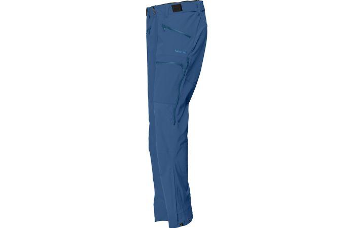 Vindtett bukse til dame fra Norrøna - Falketind windstopper hybrid pants