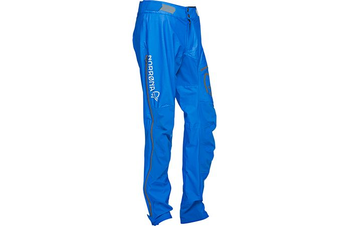 norrona fjora mountainbike pants waterproof black