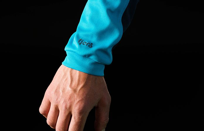 norrøna fjørå long sleeve shirt for mountain biking