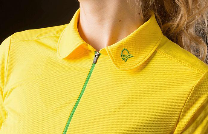 norrøna t-shirt for women