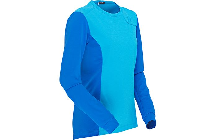 norrøna long sleeve shirt for women