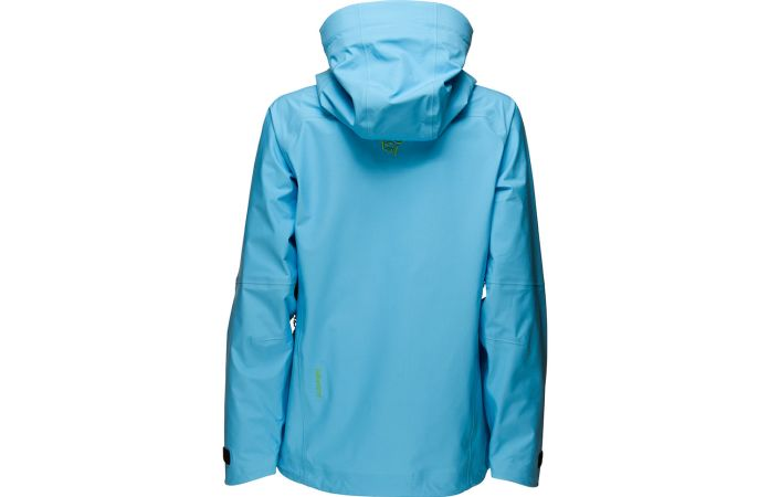 Kids ski jacket with gore-tex - Norrona falketind