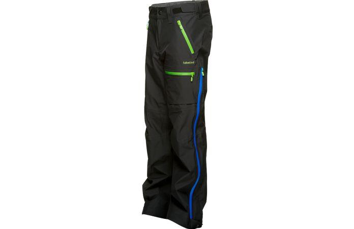 Norrona waterproof ski pants for kids - Falketind