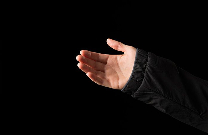 Norrona Alpha hand gaitor