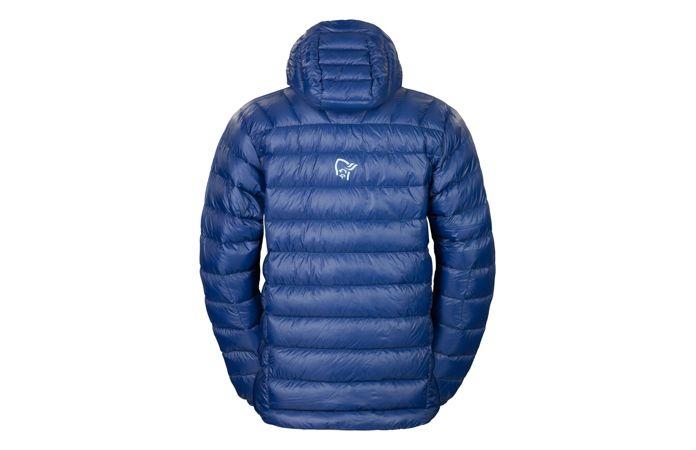 lyngen lightweight down750 ski touring jacket for men