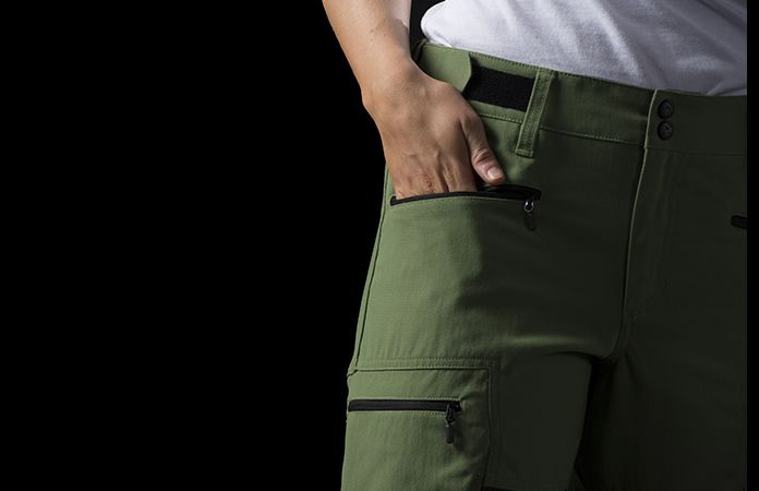 Norrøna svalbard heavy duty bukse til dame