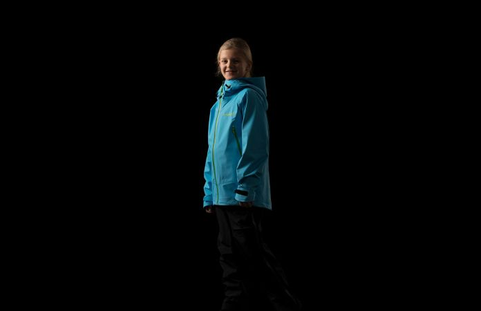 Norrona falketind Gore-Tex jacket for kids / junior, boy and girl