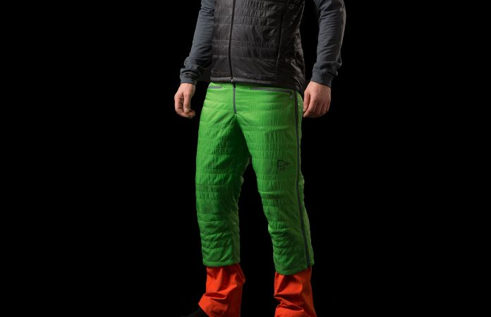 Norrona lyngen alpha100 pants for ski touring for men