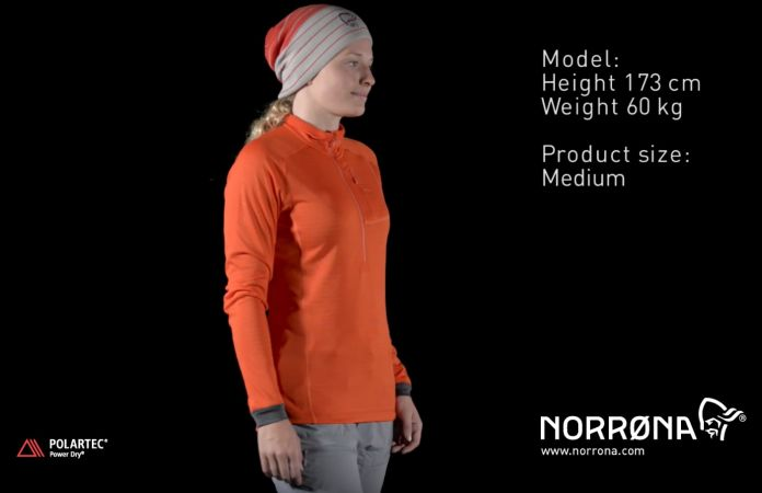 Norrøna bitihorn powerdry shirt women