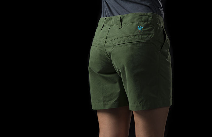 Norrona /29 shorts for women