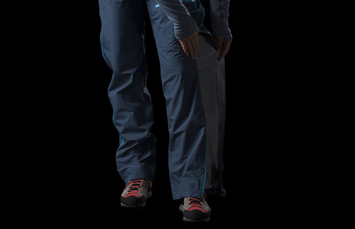 Norrøna bitihorn dri3 vanntett bukse til dame