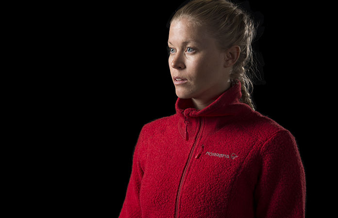 Norrona svalbard wool Jacket for women