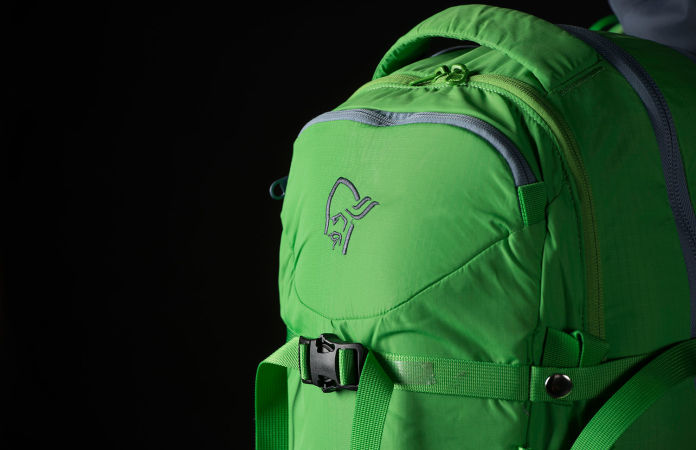 Norrona lyngen pack 35l for ski touring
