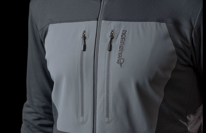 Norrøna lyngen powerstretch hoodie for men