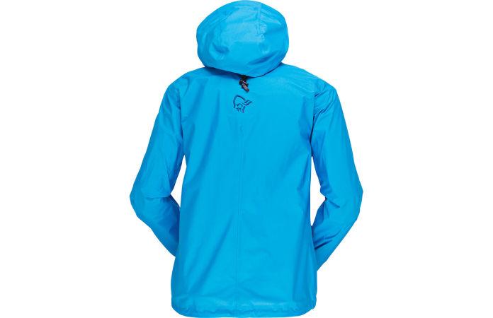 Norrøna bitihorn dri3 jacket women - blue