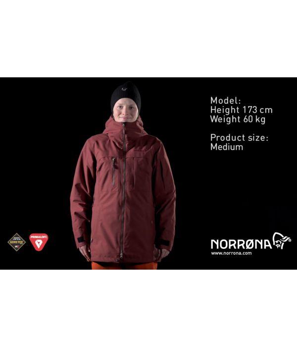 Product image of røldal Gore-Tex PrimaLoft Jacket (W)