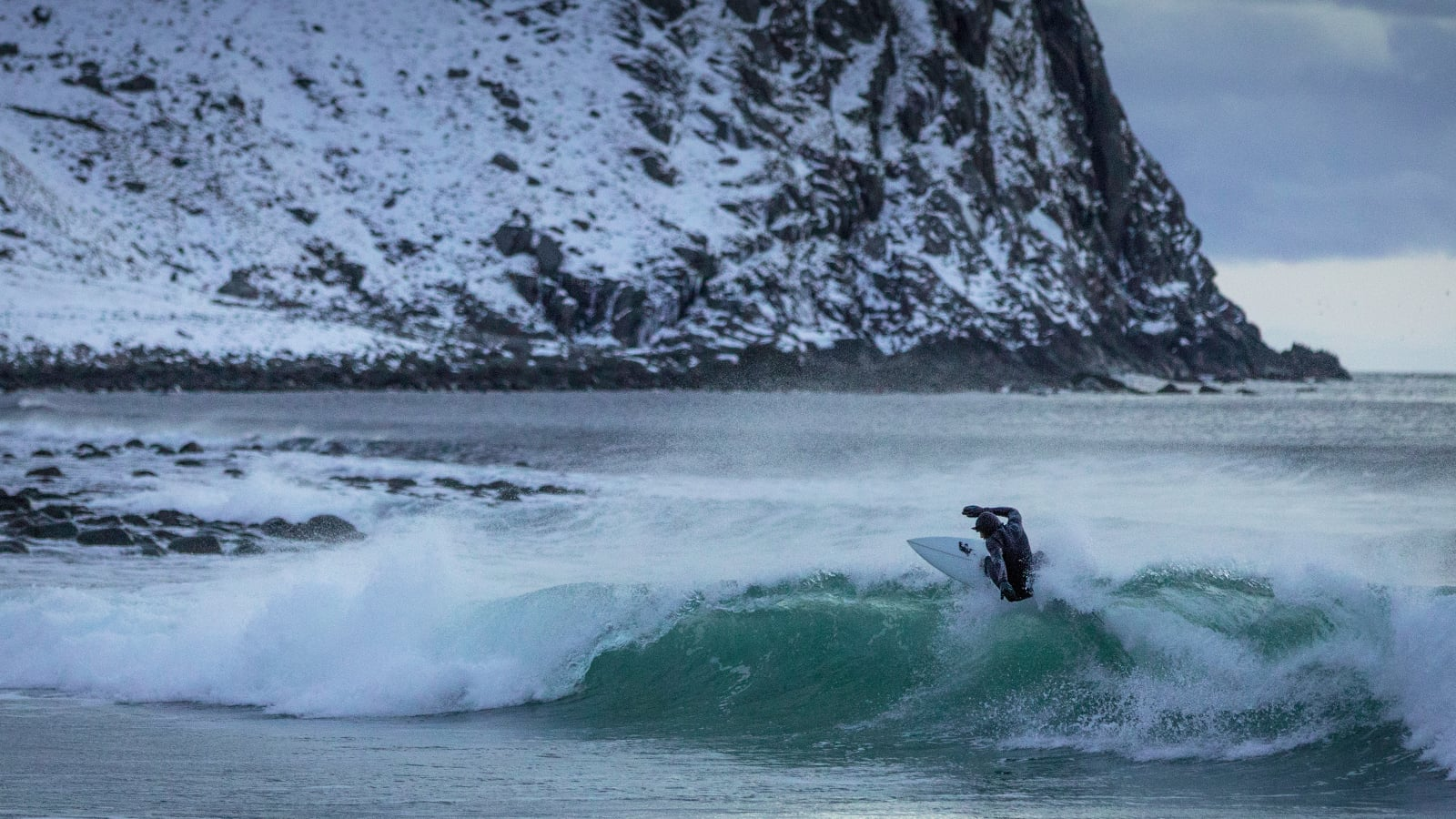Norrøna Surfing - Arctic surf wetsuit and gear - Norrøna®