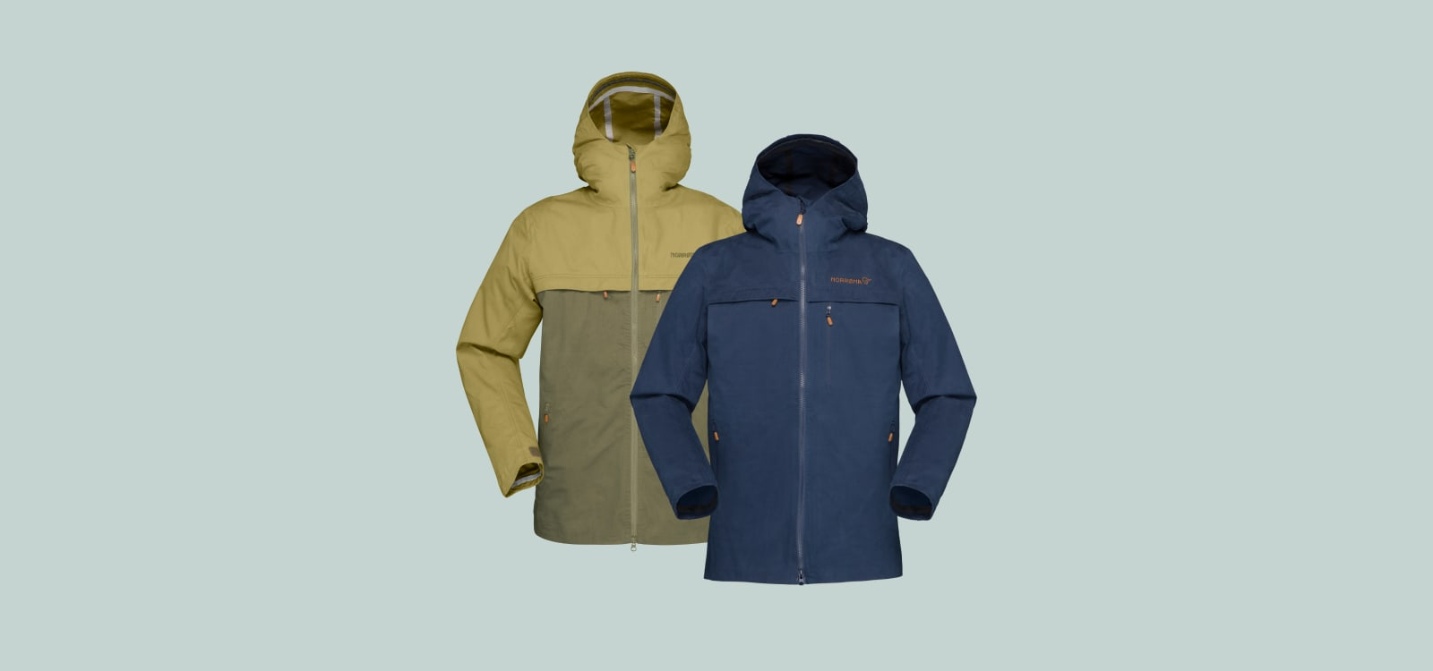 Svalbard Cotton Jacket Norrøna®
