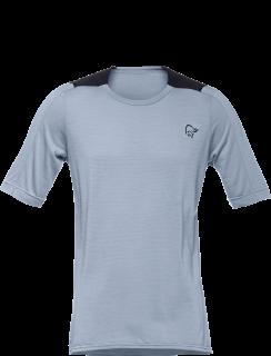 skibotn wool equaliser T shirt (M)
