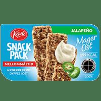 Snack Pack MagerOst Jalapeño