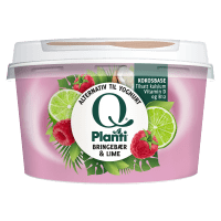 Q® Planti® Bringebær & Lime alternativ til Yoghurt