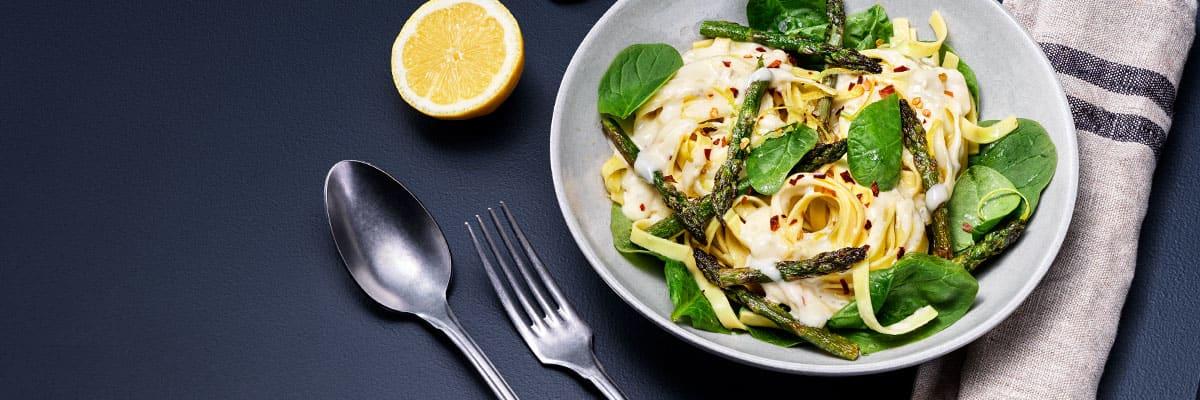 Receptbild på Pasta pronto med RäkOst