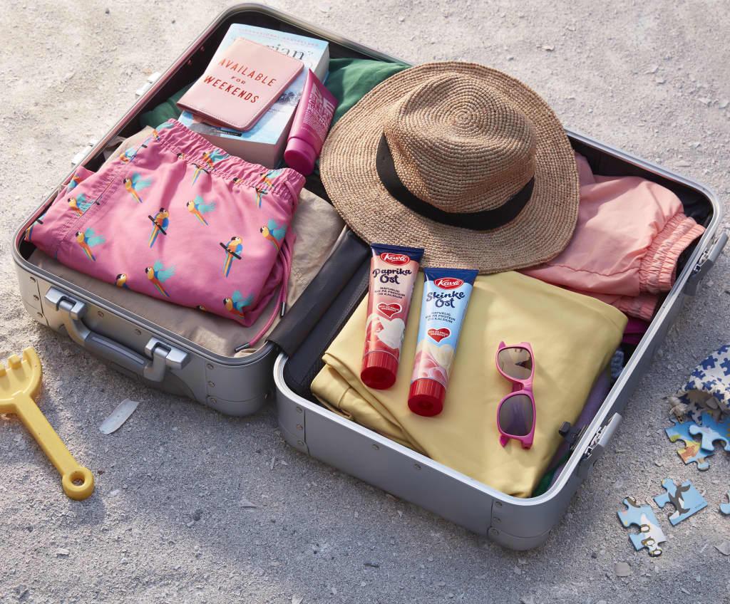 Delta i vår reisequiz og vær med i trekningen av en ferie verdt 20.000 kroner. Kavli smøreost passer perfekt i tursekken eller kofferten.