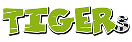 Tigers logo grön