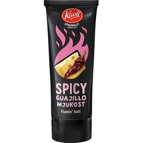 Kavli Spicy Guajullo mjukost