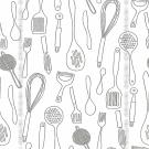 Papel de parede Decoração Cozinha Origini 76-35