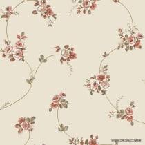 Papel de parede Decoração Floral Origini 205-21