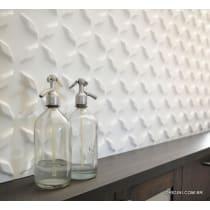 Painel de parede 3D Shine Origini ambiente 2