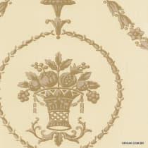 Papel de Parede Origini Floral Classic Silks 199-35_CS27335