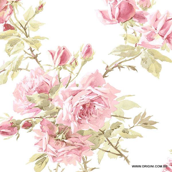 Papel de parede Decoração Floral Origini 26-32