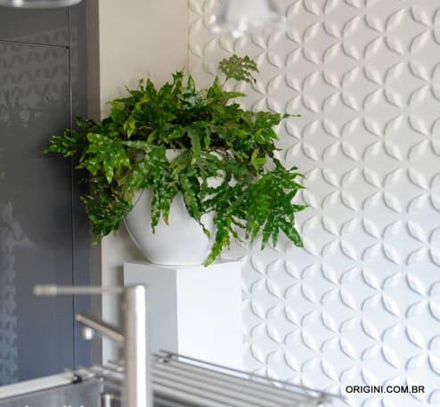 Painel de parede 3D Shine Origini  ambiente