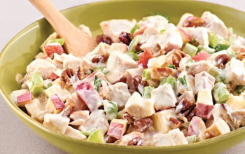 Crunchy Chinese Turkey Salad
