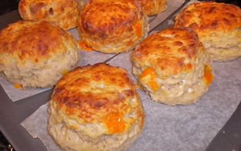 English Cheddar Cheese Scones
