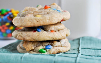 M&M's Cookie Mix