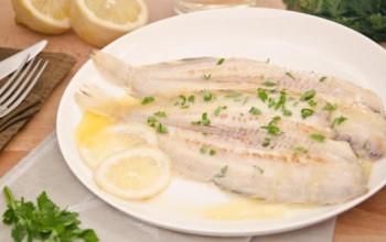 Sogliole al Limone (Italian Marinated Fish)