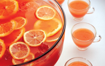 Non-Alcoholic Punch
